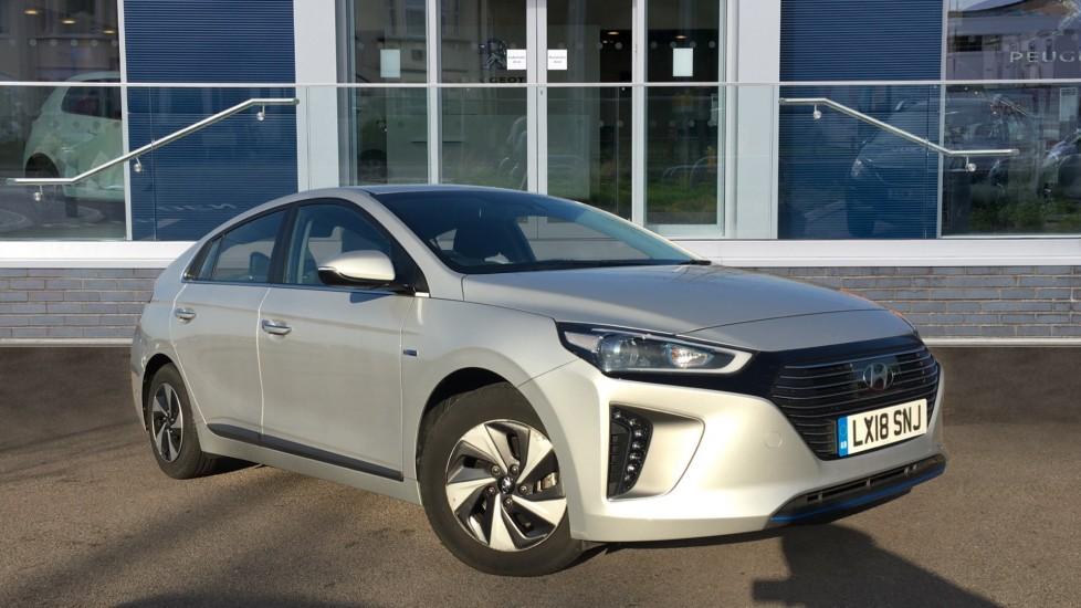 Used Hyundai Ioniq Hatchback 1.6 h-GDi Premium DCT (s/s) 5dr