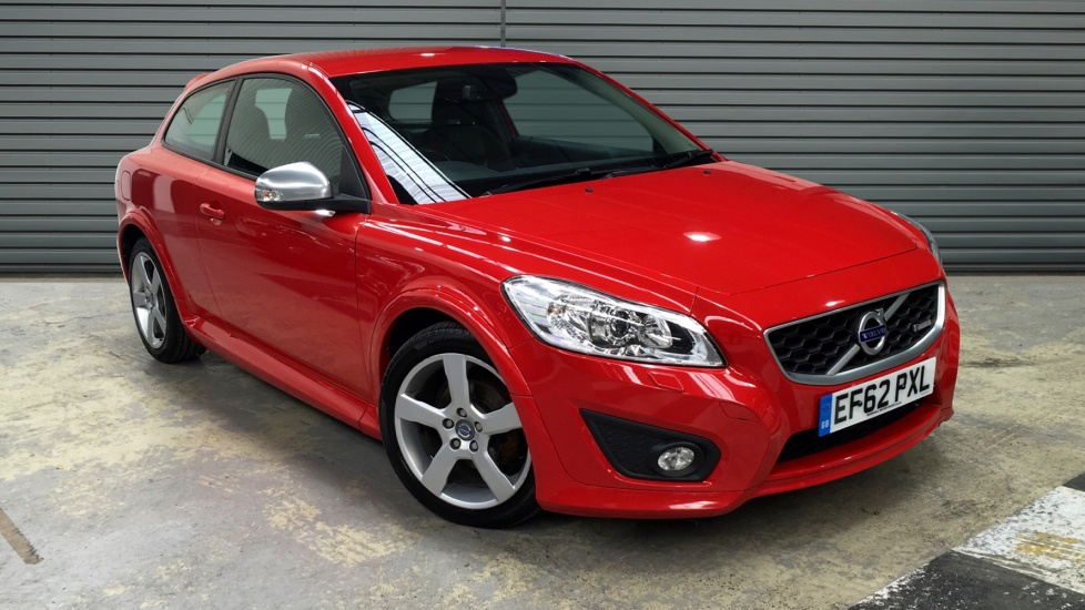 Used Volvo C30 Coupe 1.6 D2 R-Design Lux 2dr