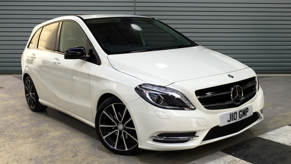Used Mercedes-benz B CLASS Hatchback 1.8 B180 CDI BlueEFFICIENCY Sport 7G-DCT 5dr (start/stop)