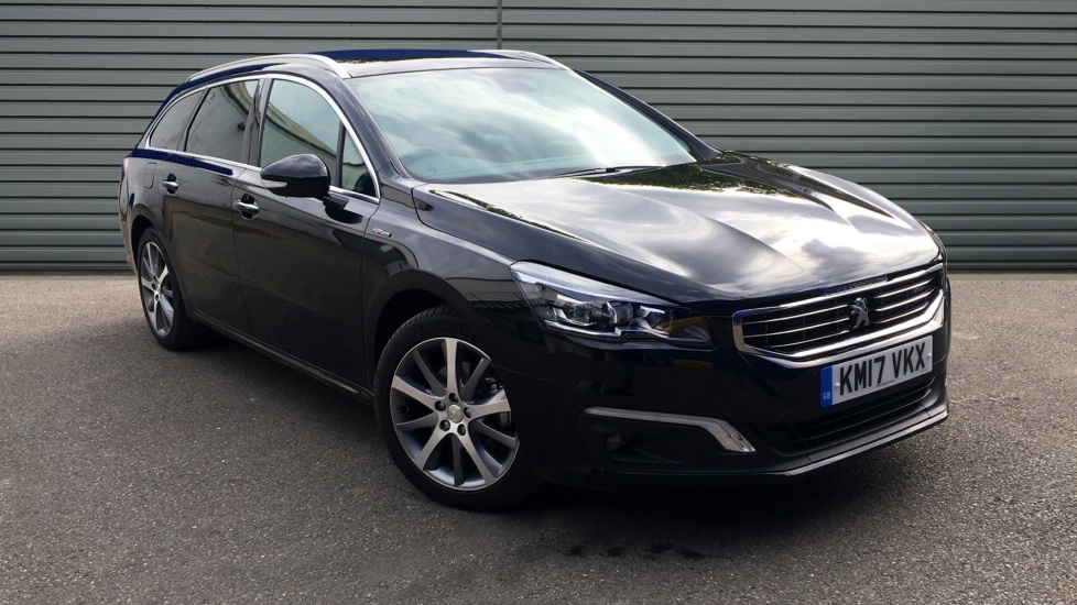 Used Peugeot 508 SW Estate 2.0 BlueHDi GT Line 5dr (start/stop)
