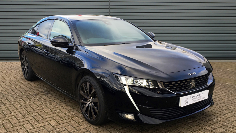 Used Peugeot 508 Hatchback 2.0 BlueHDi GT Line Fastback EAT (s/s) 5dr