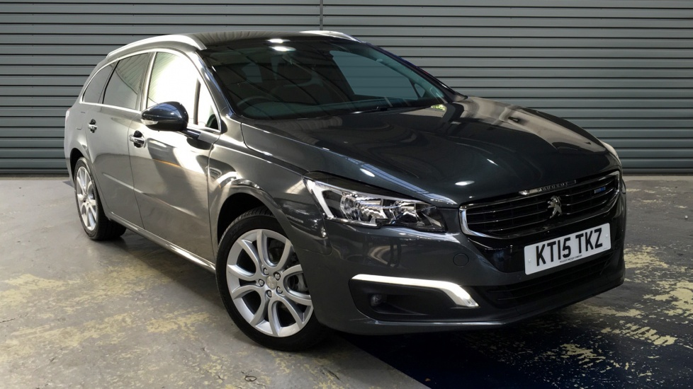 Used Peugeot 508 SW Estate 1.6 BlueHDi Allure 5dr (start/stop)