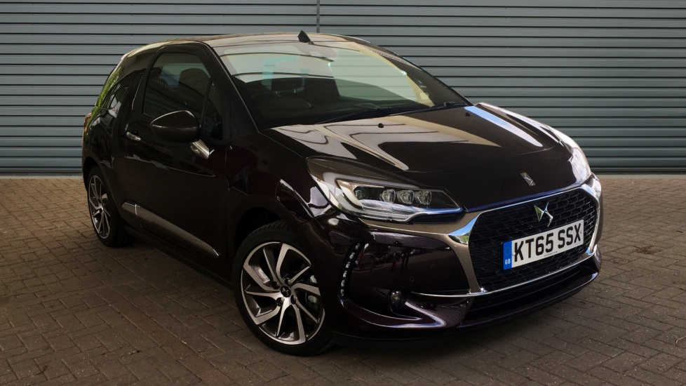 Used DS 3 CABRIO Convertible 1.6 THP Prestige Cabriolet 2dr (start/stop)