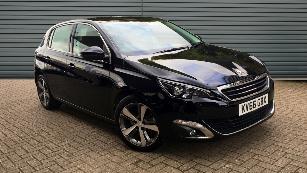Used Peugeot 308 Hatchback 2.0 BlueHDi Allure EAT6 5dr (start/stop)