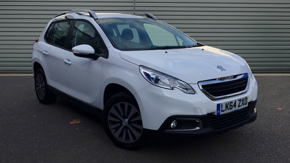Used Peugeot 2008 SUV 1.2 e-VTi Active EGC 5dr (start/stop)