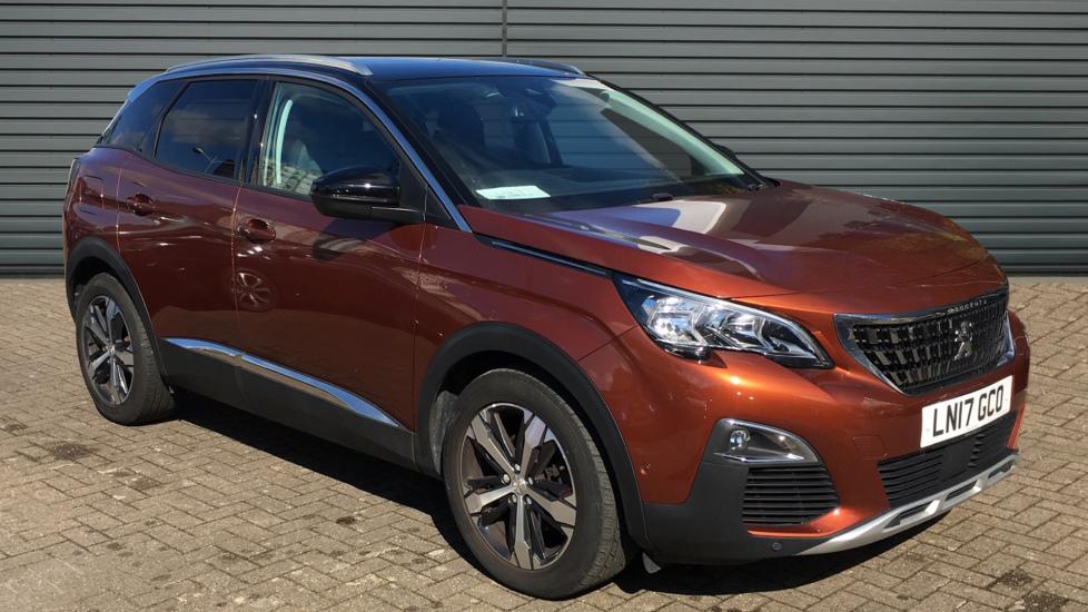 Used Peugeot 3008 SUV SUV 1.6 BlueHDi Allure EAT (s/s) 5dr