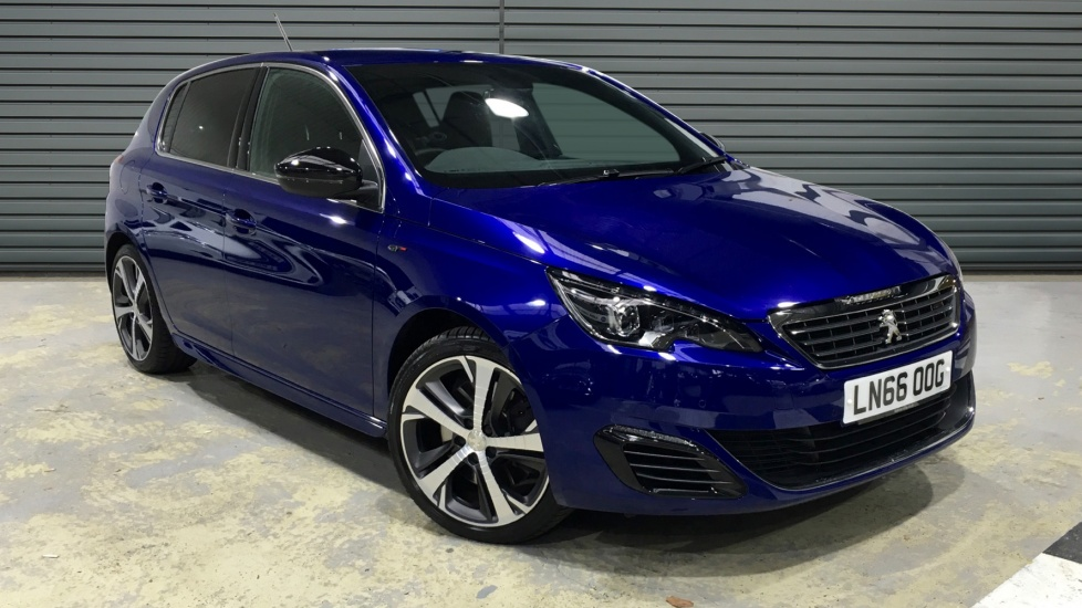 Used Peugeot 308 Hatchback 2.0 BlueHDi GT EAT6 5dr (start/stop)