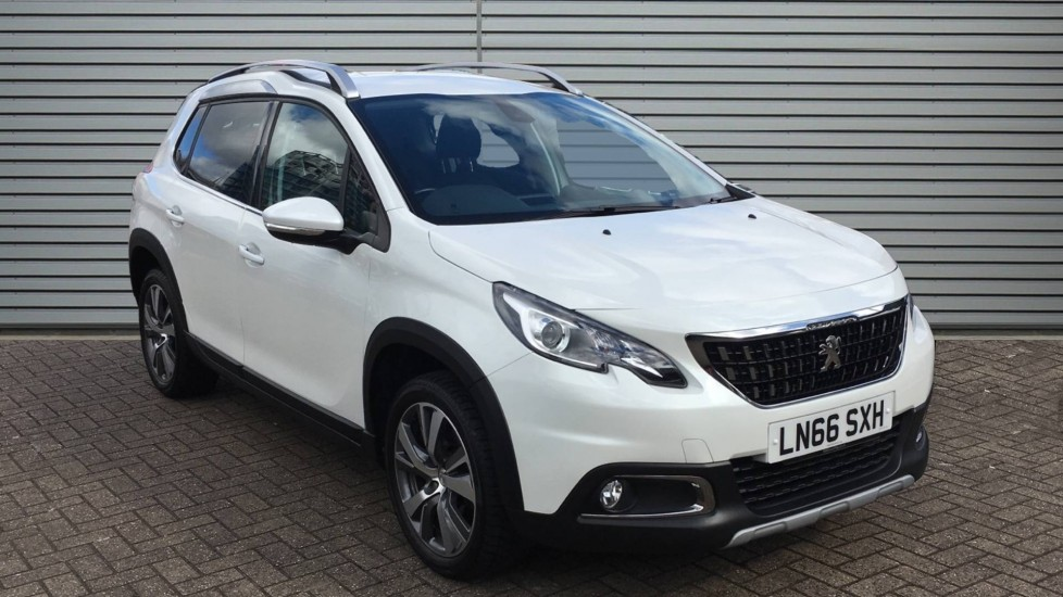 Used Peugeot 2008 SUV 1.2 PureTech Allure EAT (s/s) 5dr