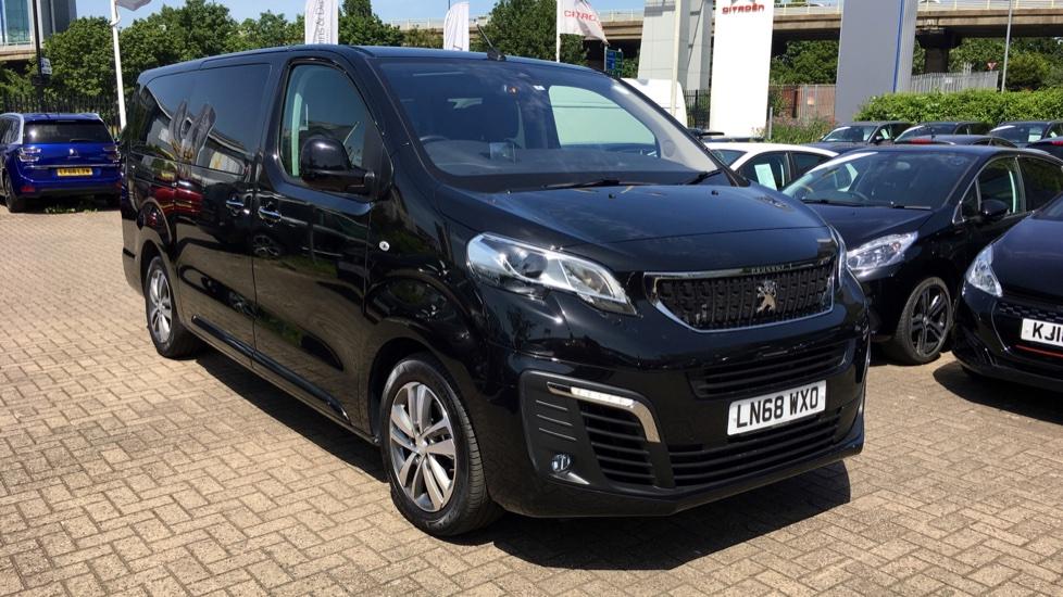 Used Peugeot TRAVELLER MPV 2.0 BlueHDi Business VIP EAT8 (s/s) 5dr (Long, 7 seats)