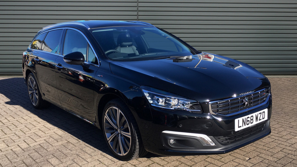 Used Peugeot 508 SW Estate 2.0 BlueHDi GT (s/s) 5dr