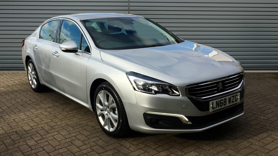 Used Peugeot 508 Saloon 2.0 BlueHDi Allure 4dr