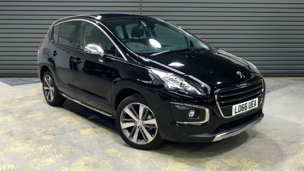 Used Peugeot 3008 SUV 1.6 BlueHDi Allure EAT (s/s) 5dr