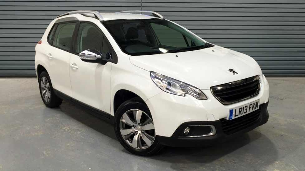 Used Peugeot 2008 SUV 1.4 HDi Active 5dr