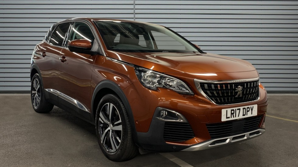 Used Peugeot 3008 SUV SUV 1.2 PureTech Allure EAT (s/s) 5dr