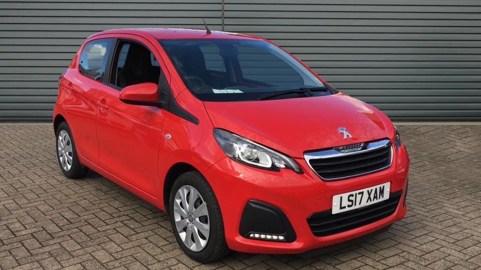 Used Peugeot 108 Hatchback 1.0 VTi Active 5dr