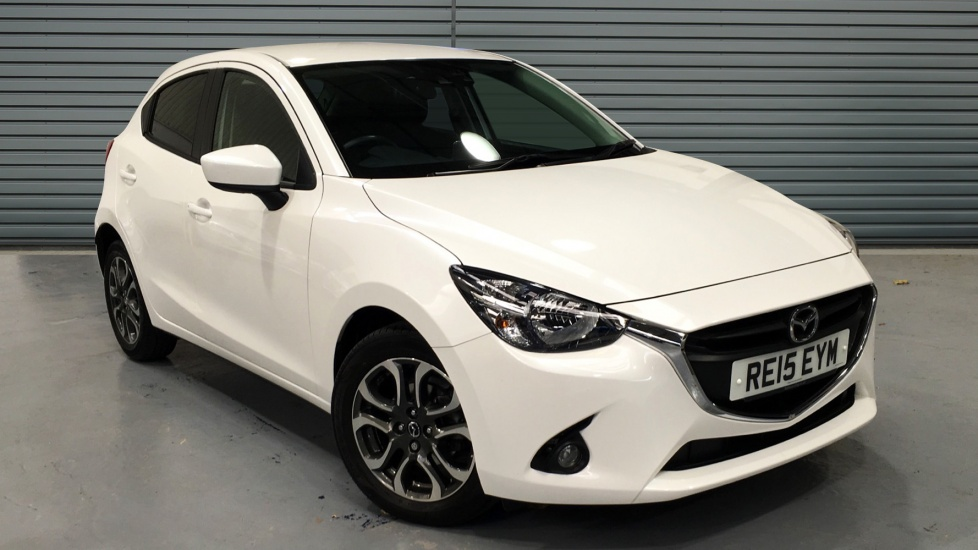 Used Mazda MAZDA2 Hatchback 1.5 Sport Launch Edition 5dr (start/stop)