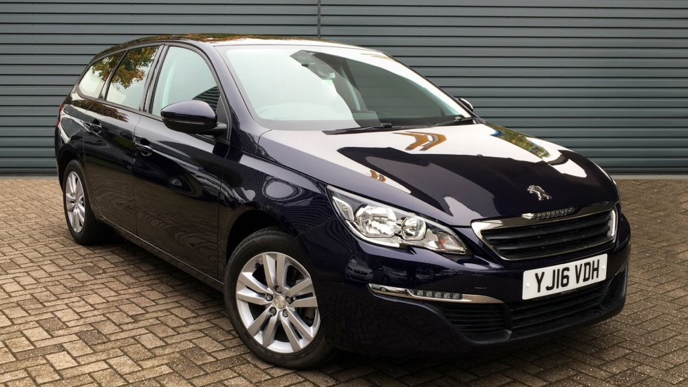 Used Peugeot 308 SW Estate 1.2 PureTech Active EAT6 5dr (start/stop)