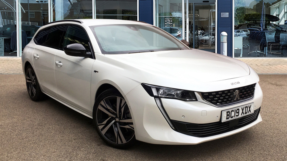 Used Peugeot 508 SW Estate 1.6 PureTech GT EAT (s/s) 5dr