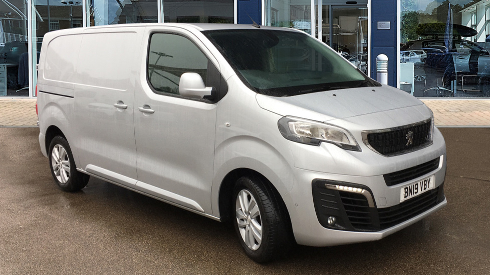 Used Peugeot Expert Panel Van 2.0 BlueHDi 1400 Professional Plus Standard Panel Van SWB EU6 (s/s) 6dr