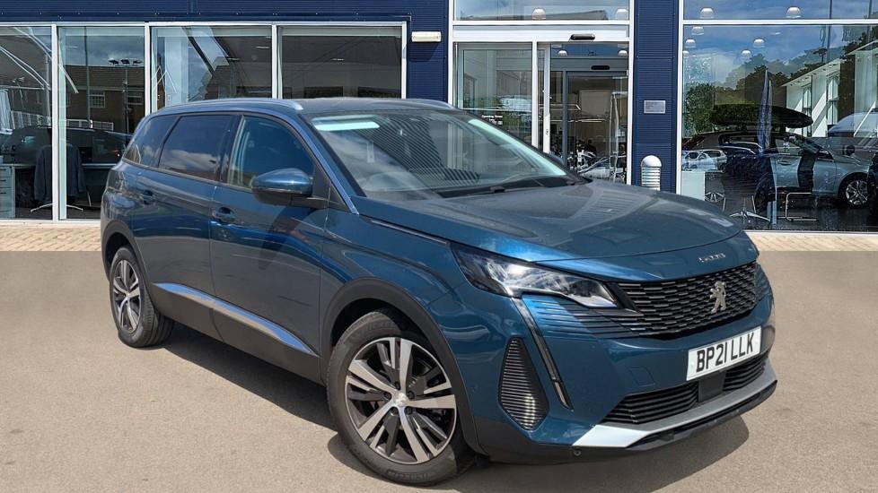 Used Peugeot 5008 SUV 1.5 BlueHDi Allure Premium (s/s) 5dr