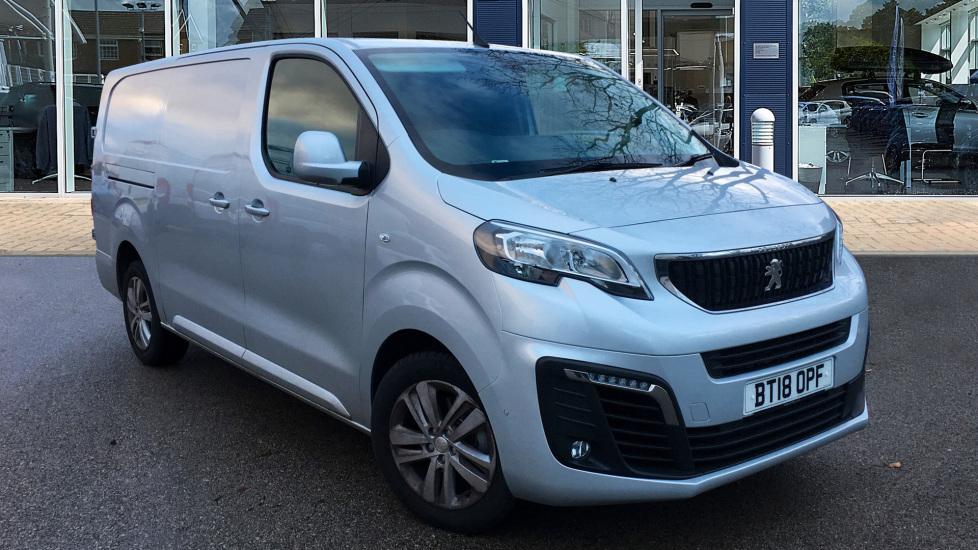 Used Peugeot EXPERT Panel Van 2.0 BlueHDi (EU6) Professional Plus Long 1400 5dr