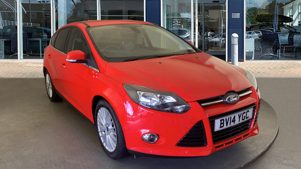 Used Ford FOCUS Hatchback 1.0 SCTi EcoBoost Zetec 5dr