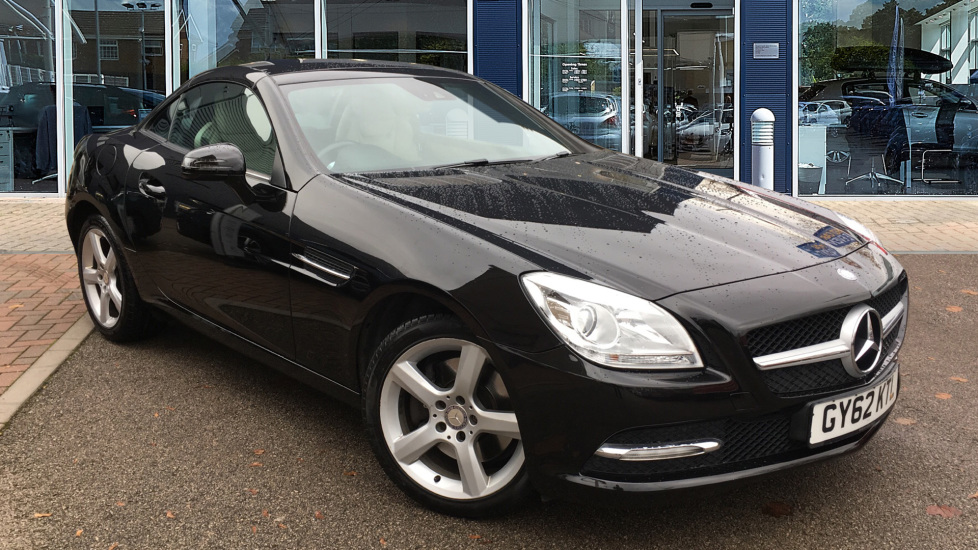 Used Mercedes-benz SLK Convertible 1.8 SLK250 BlueEFFICIENCY 7G-Tronic Plus (s/s) 2dr