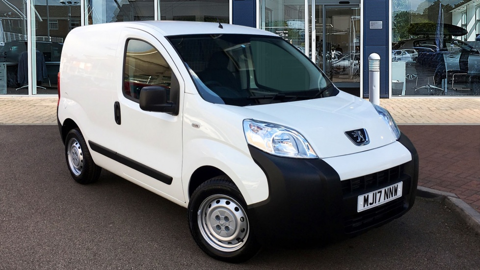 Used Peugeot BIPPER Panel Van 1.3 HDi S Panel Van 3dr
