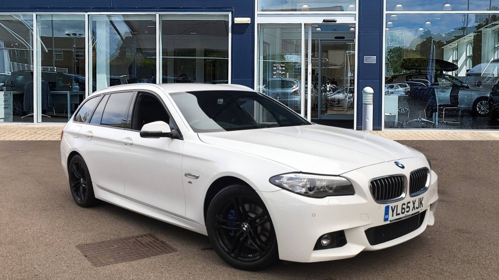 Used BMW 5 Series Estate 2.0 520d M Sport Touring 5dr