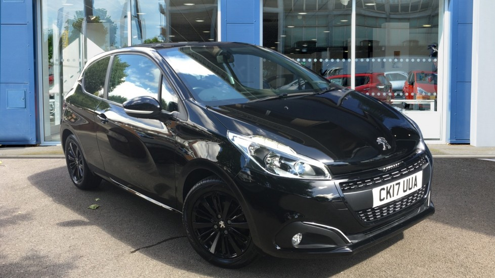 Used Peugeot 208 Hatchback 1.2 PureTech Black Edition 3dr