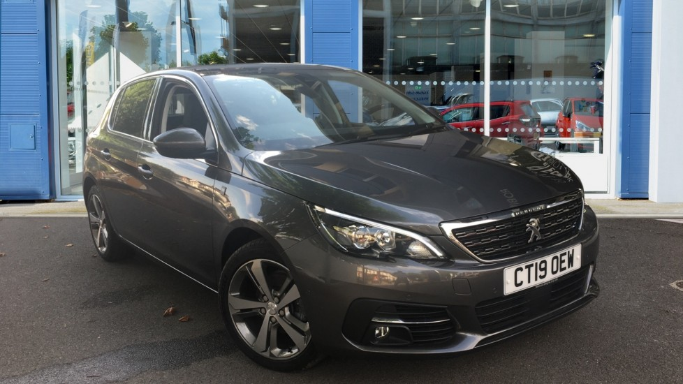 Used Peugeot 308 Hatchback 1.2 PureTech Tech Edition (s/s) 5dr