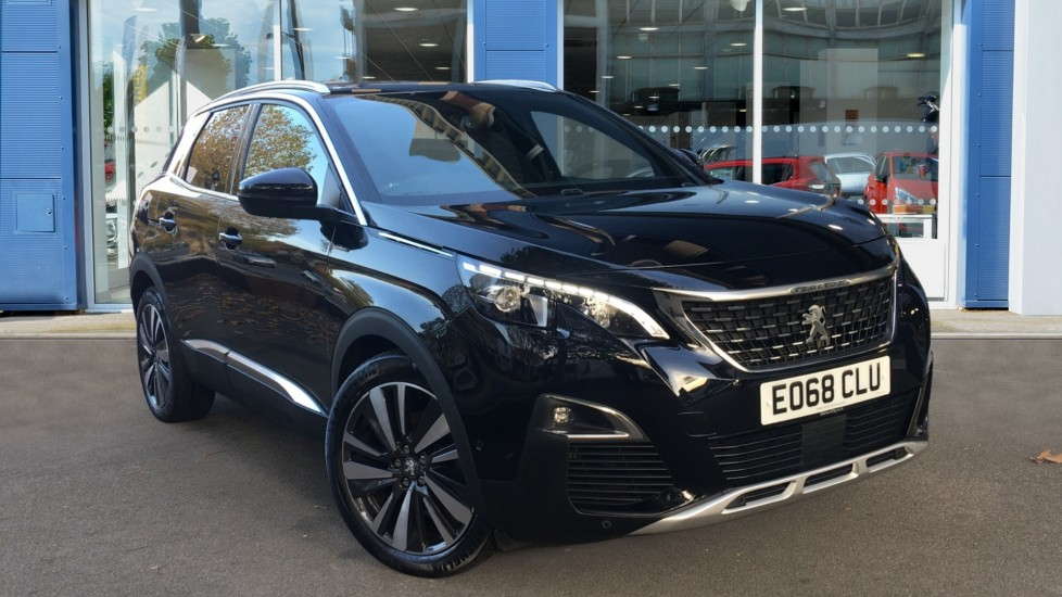 Used Peugeot 3008 SUV SUV 1.5 BlueHDi GT Line Premium (s/s) 5dr