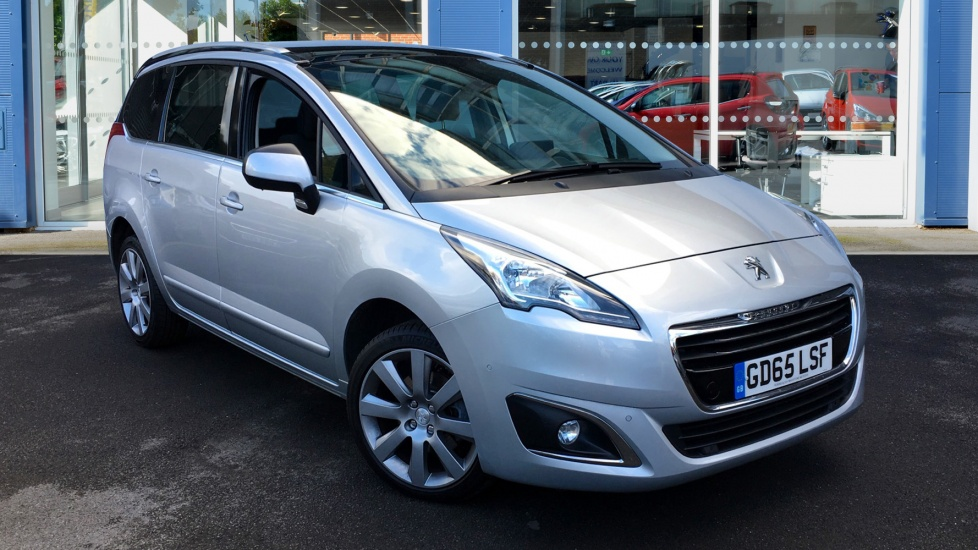 Used Peugeot 5008 MPV 1.6 BlueHDi Allure 5dr (start/stop)