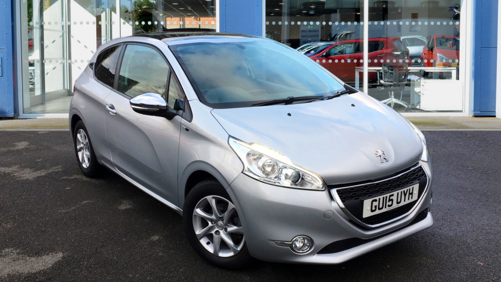 Used Peugeot 208 Hatchback 1.4 HDi Style 3dr