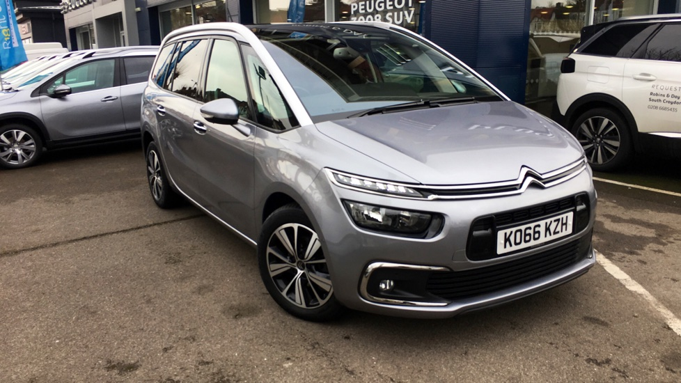 Used Citroen C4 PICASSO MPV 1.6 BlueHDi Flair EAT6 (s/s) 5dr