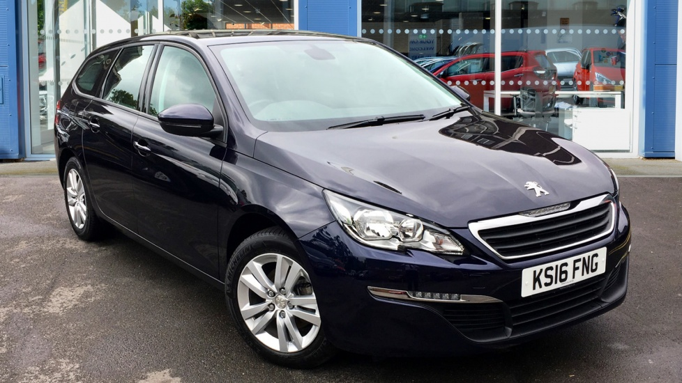 Used Peugeot 308 SW Estate 1.2 PureTech Active 5dr (start/stop)