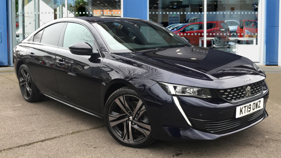 Used Peugeot 508 Hatchback 1.6 PureTech First Edition Fastback EAT (s/s) 5dr