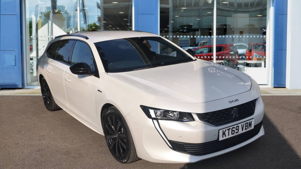 Used Peugeot 508 SW Estate 2.0 BlueHDi GT Line EAT (s/s) 5dr