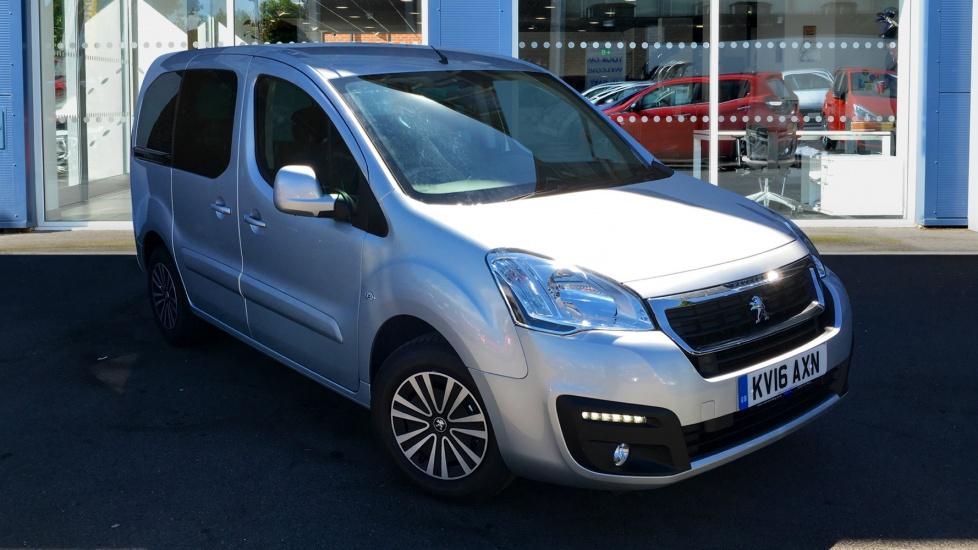 Used Peugeot PARTNER TEPEE MPV 1.6 BlueHDi Tepee Active 5dr (start/stop)