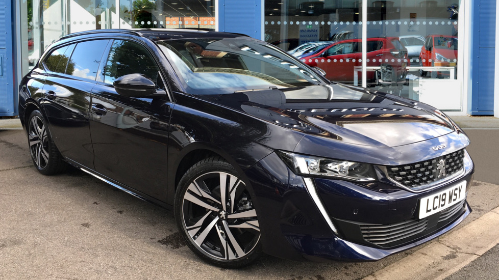 Used Peugeot 508 SW Estate 1.5 BlueHDi GT Line (s/s) 5dr