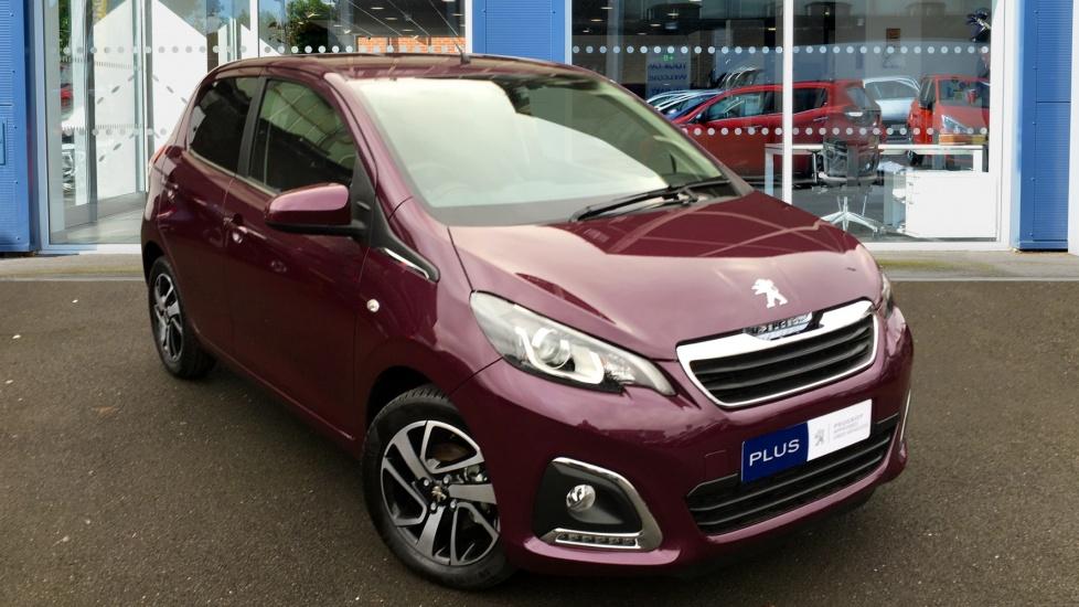 Used Peugeot 108 Hatchback 1.2 PureTech Allure 5dr