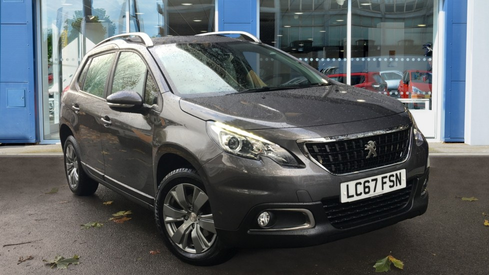 Used Peugeot 2008 SUV 1.2 PureTech Active EAT (s/s) 5dr