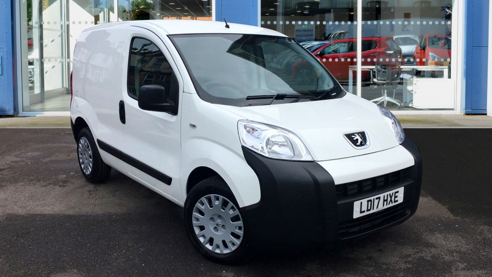 Used Peugeot BIPPER Panel Van 1.3 HDi (Eu6) Professional 3dr