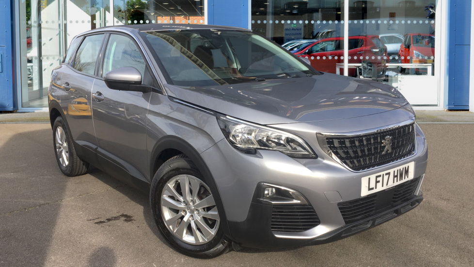 Used Peugeot 3008 SUV SUV 1.2 PureTech Active EAT (s/s) 5dr