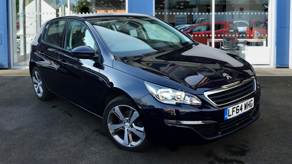 Used Peugeot 308 Hatchback 1.2 e-THP Active 5dr (start/stop)