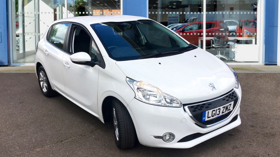 Used Peugeot 208 Hatchback 1.4 e-HDi FAP Active EGC (s/s) 5dr