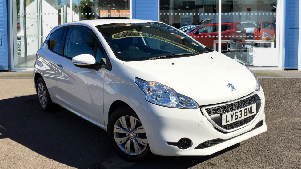 Used Peugeot 208 Hatchback 1.2 VTi Access+ 3dr