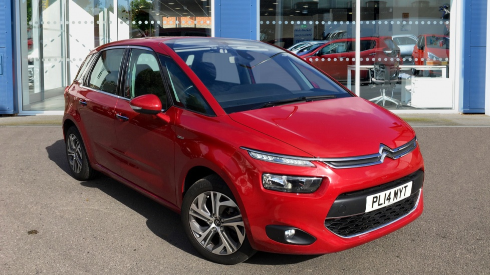 Used Citroen C4 PICASSO MPV 1.6 e-HDi Airdream Exclusive ETG6 5dr
