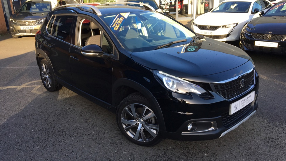 Used Peugeot 2008 SUV 1.2 PureTech Allure (s/s) 5dr