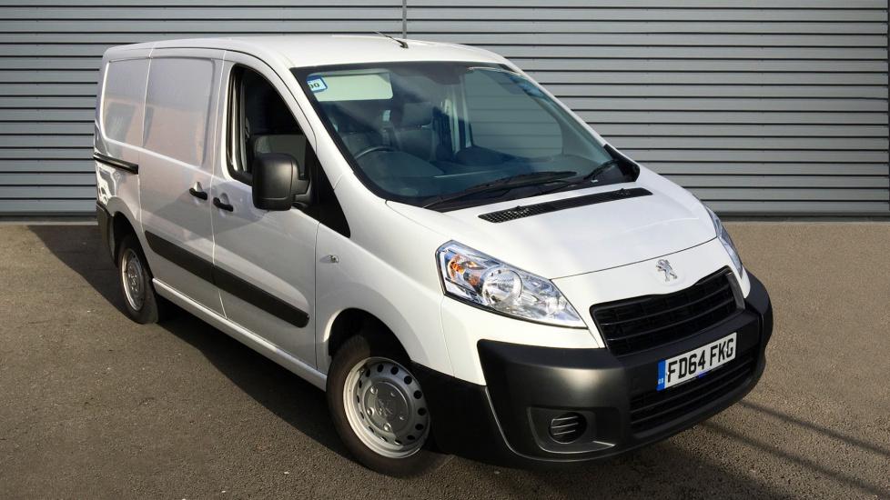 Used Peugeot EXPERT Panel Van 2.0 HDi (EU5) L1H1 2.7t Professional ATV Panel Van 4dr